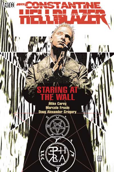 Image: John Constantine, Hellblazer: Staring at the Wall SC  - DC Comics