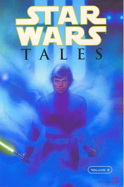 Image: Star Wars Tales Vol. 04 SC  - Dark Horse Comics