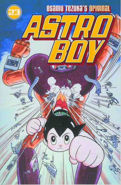 Image: Astro Boy Vol. 23 SC  - Dark Horse Comics