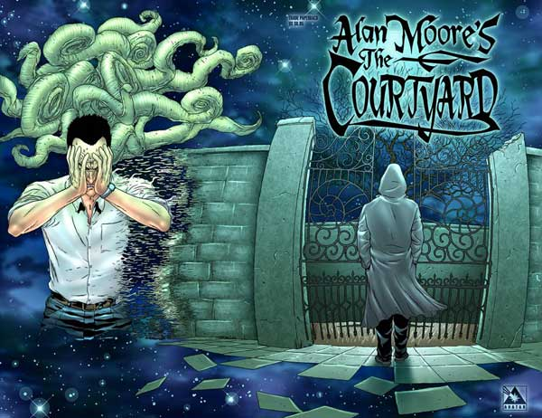 Image: Alan Moores The Courtyard SC  - Avatar Press Inc