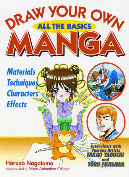 Image: Draw Your Own Manga: All the Basics SC  -