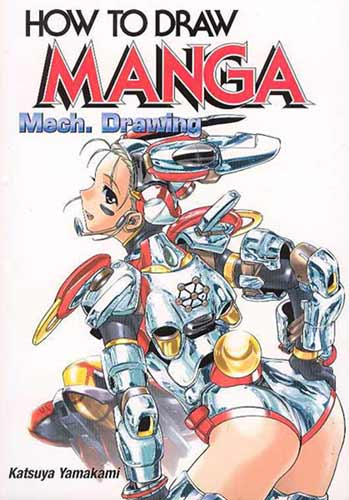 Image: How to Draw Manga: Mech Drawing SC  -