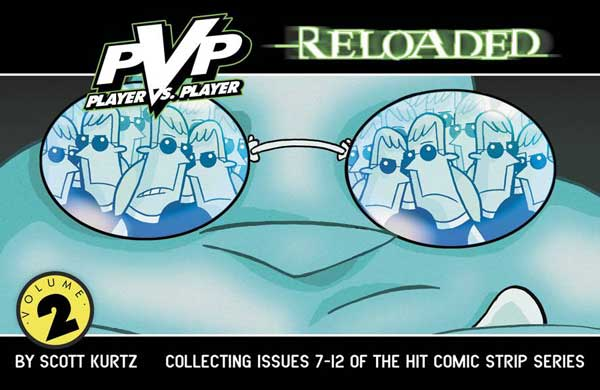 Image: PvP Vol. 02: Reloaded SC  - Image Comics