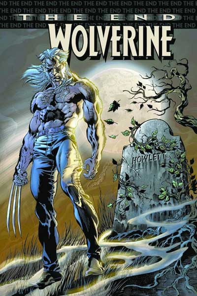 Image: Wolverine: The End SC  - Marvel Comics