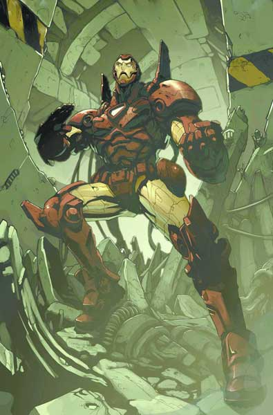 Image: Avengers Disassembled: Iron Man SC  - Marvel Comics