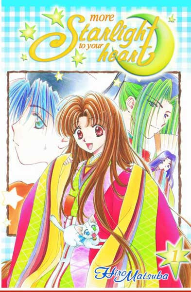 Image: More Starlight to Your Heart Manga Vol. 01 SC  - A. D. Vision