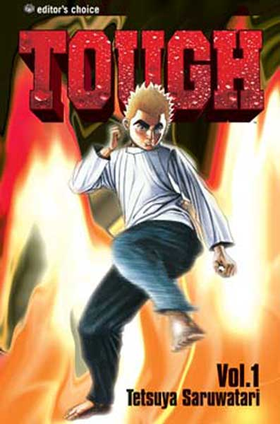 Image: Tough Vol. 01 SC  - Viz Media LLC