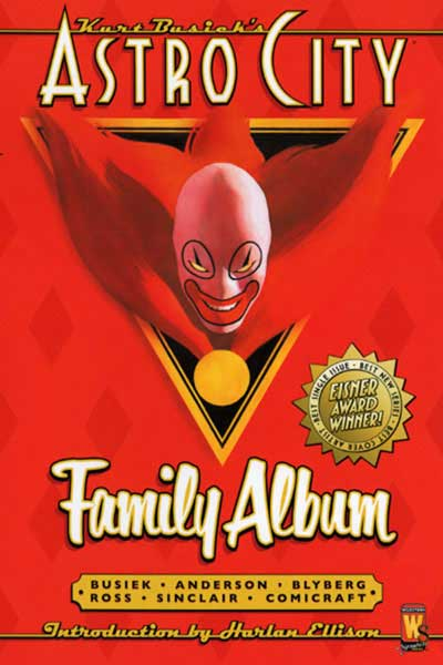 Image: Astro City: Family Album SC  - DC Comics