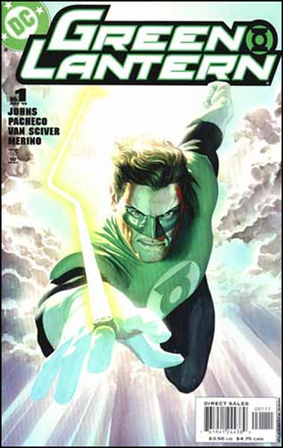 Image: Green Lantern #1 (Ross cover) - DC Comics