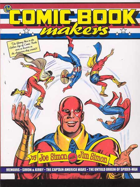 Image: Joe Simon's Comic Book Makers HC  -