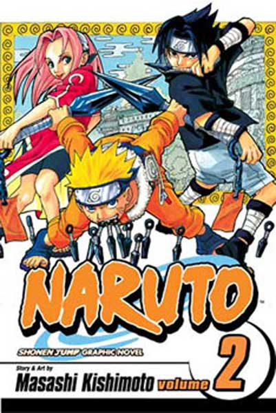 Image: Naruto Vol. 02 SC  - Viz Media LLC
