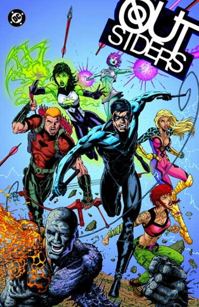 Image: Outsiders Vol. 02: Sum of All Evil SC  - DC Comics