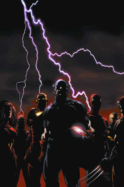 Image: New Avengers #1 Poster  - Marvel Comics