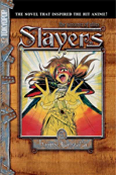 Image: Slayers Novel Vol. 02 SC  - Tokyopop