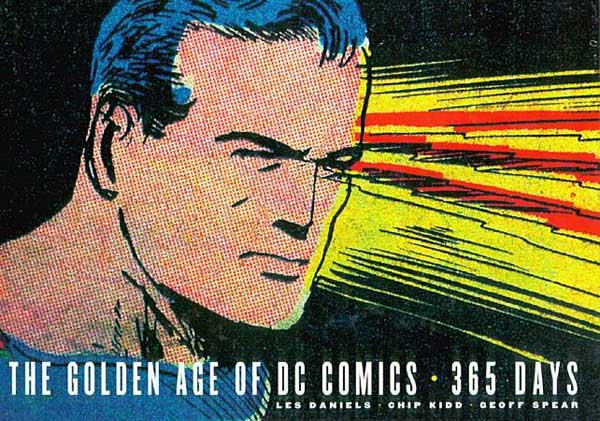 Image: Golden Age of DC Comics: 365 Days HC  -