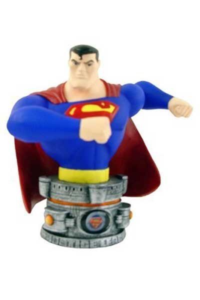 Image: Justice League Mini-Paperweight: Superman  -