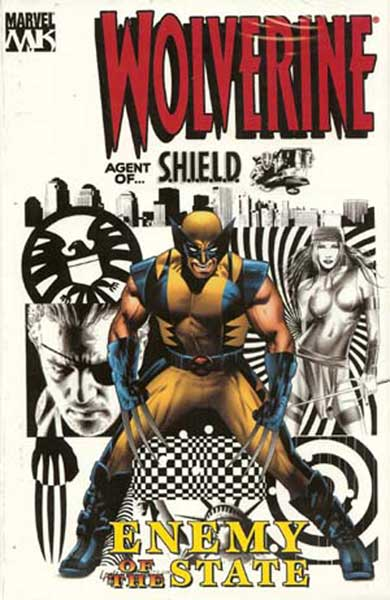 Image: Wolverine: Enemy of the State Vol. 2 HC  - Marvel Comics