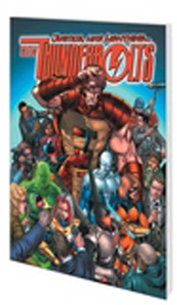 Image: New Thunderbolts Vol. 02: Modern Marvels SC  - Marvel Comics