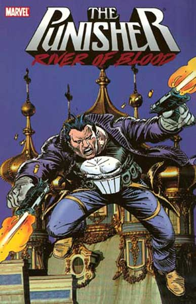 Image: Punisher: River of Blood SC  - Marvel Comics
