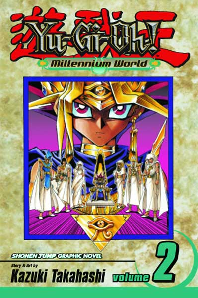 Image: Yu-Gi-Oh!: Millennium World Vol. 02 SC  - Viz Media LLC