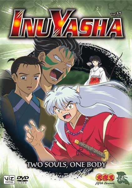 Image: Inuyasha Vol. 37: Two Souls, One Body DVD  -