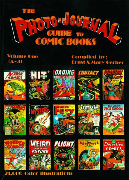 Image: Photo-Journal Guide to Comics Vol. 01 HC  -