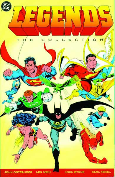 Image: Legends: The Collected Edition SC  - DC Comics