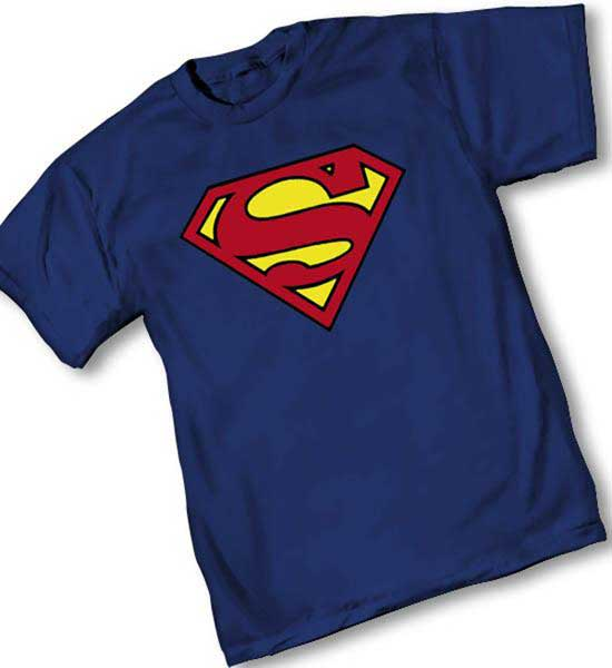 Image: Superman Symbol T-Shirt  (L) -