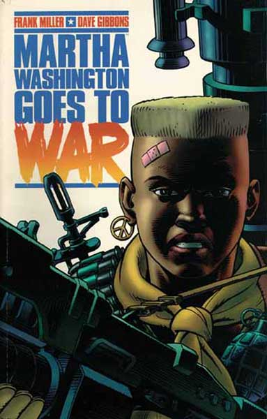 Image: Martha Washington Goes to War SC  - Dark Horse Comics