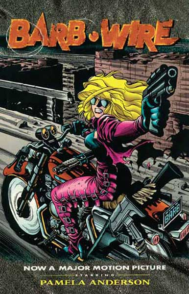 Image: Barb Wire SC  - Dark Horse Comics