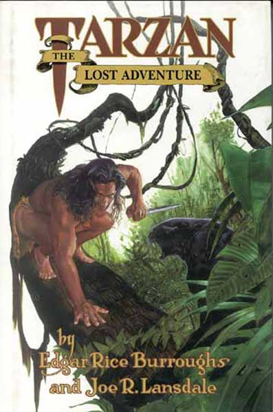 Image: Tarzan: Lost Adventure  (ltd. ed. hc) - Dark Horse Comics