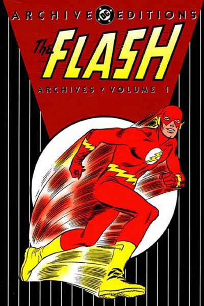 Image: Flash Archives Vol. 01 HC  - DC Comics