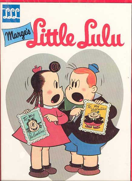 Image: Little Lulu Library Vol. III HC  - Gemstone Publishing