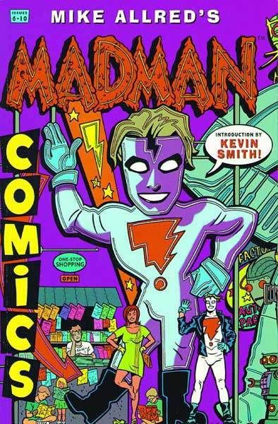 Image: Madman Comics Vol. 02 SC  - Dark Horse Comics
