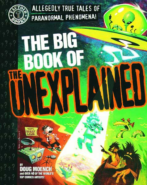Image: Big Book of the Unexplained SC  - DC Comics