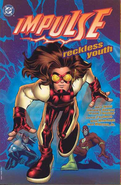Image: Impulse: Reckless Youth SC  - DC Comics