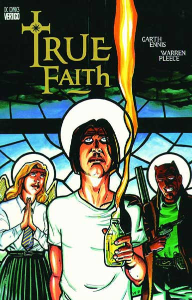 Image: True Faith SC  - DC Comics