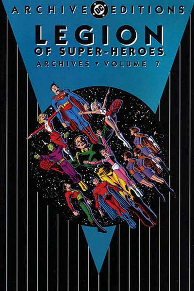 Image: Legion of Super-Heroes Archives Vol. 07 HC  - DC Comics