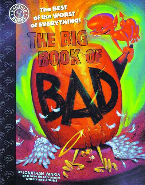 Image: Big Book of Bad SC  - DC Comics