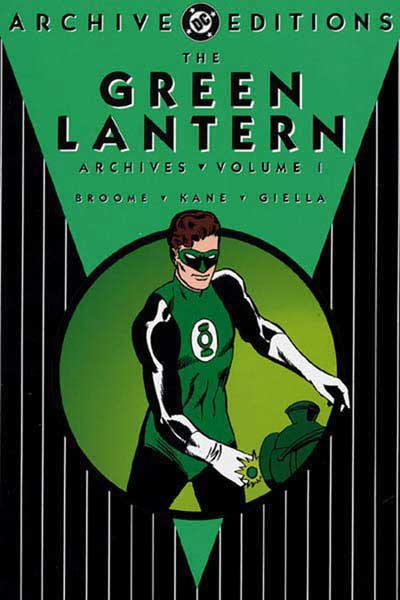 Image: Green Lantern Archives Vol. 01 HC  - DC Comics
