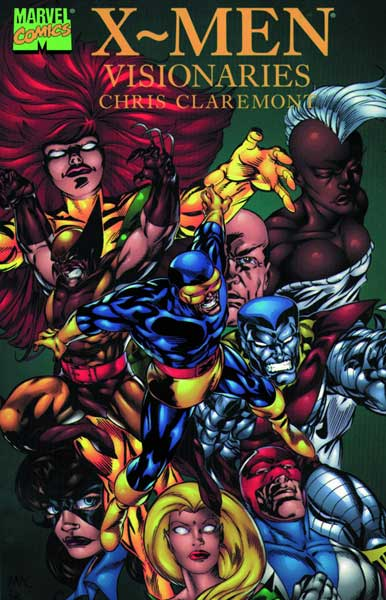 Image: X-Men Visionaries: The Writing of Chris Claremont SC  - Marvel Comics