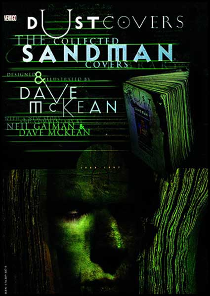 Image: Sandman: Dust Covers 1989-1997 SC  - DC Comics