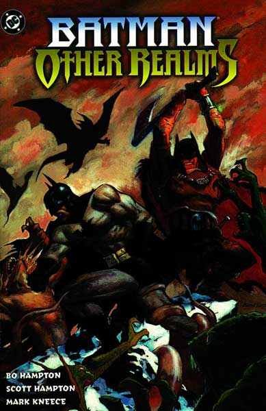 Image: Batman: Other Realms SC  - DC Comics