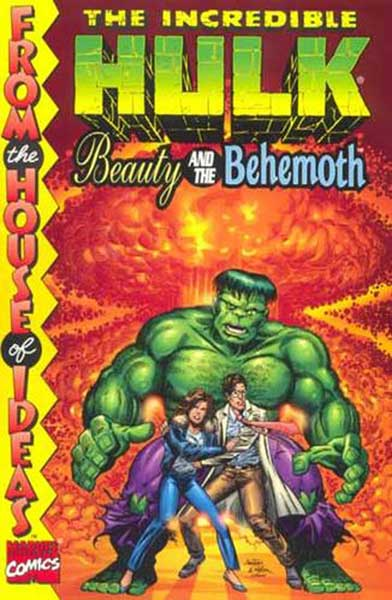 Image: Incredible Hulk: Beauty and the Behemoth SC  - Marvel Comics