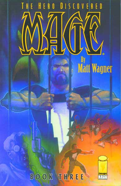 Image: Mage: The Hero Discovered Book 3  - Image Comics