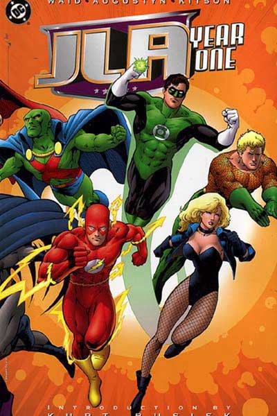 Image: JLA Year One SC  - DC Comics