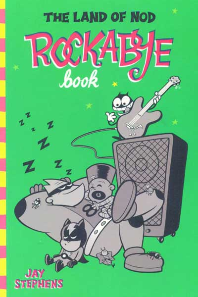 Image: Land of Nod: Rockabye Book SC  - Dark Horse Comics
