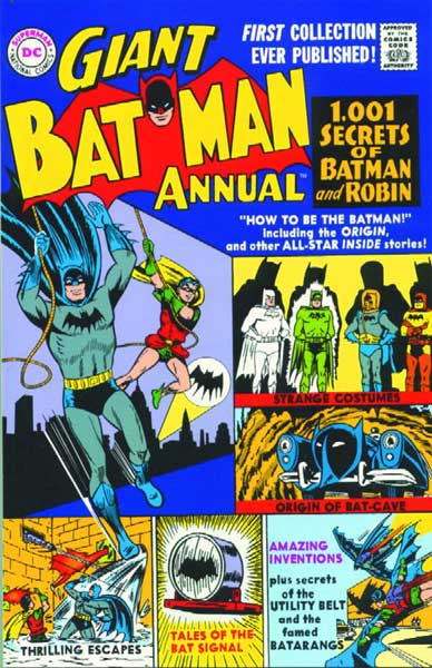Image: Giant Batman Annual #1 (Facsimile Edition) - DC Comics