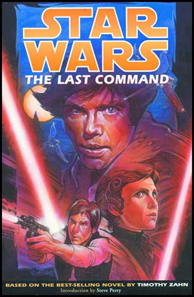 Image: Star Wars: The Last Command SC  - Dark Horse Comics