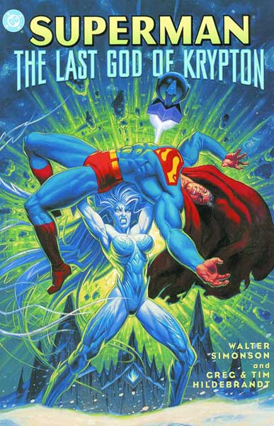 Image: Superman: Last God of Krypton  - DC Comics